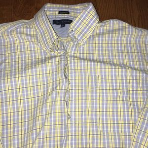 Tommy Hilfiger Long Sleeved Button Down
